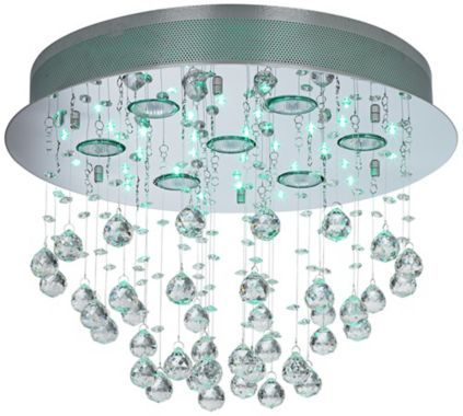 Possini euro light show bead string led ceiling fixture httpwww possini euro light show bead string led ceiling fixture httpeurostylelightingeut8272m aloadofball Images