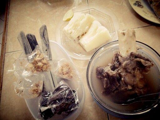 Sop Kaledo Kaki Lembu Donggala Khas Sulawesi Tengah