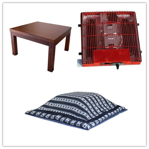Aliexpresscom Buy 4pcsset Free shipping Kotatsu Table Futon