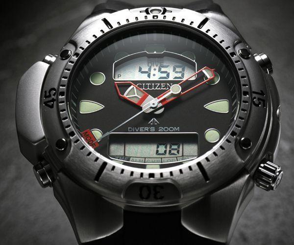 bb404f4184e  TimeMob  Relógio Citizen Ecodrive Promaster Aqualand II R 759