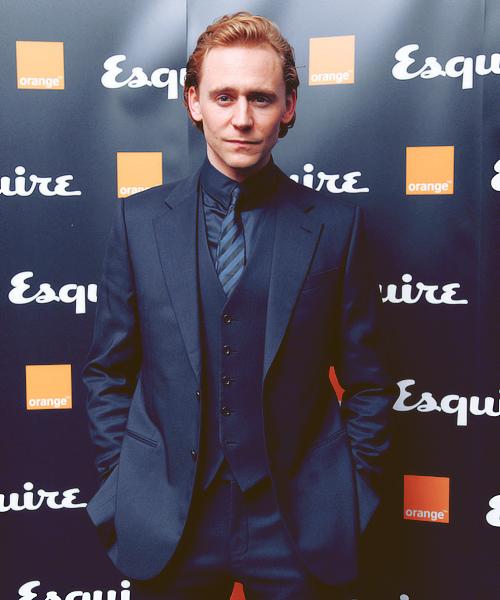 Tom Hiddleston Being Gorgeous c: | via Tumblr