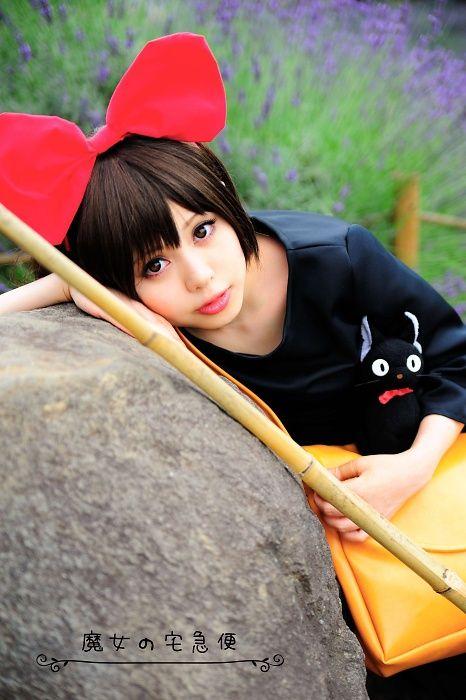 #cosplay #Studio Ghibli Kiki | Cosplay | Pinterest ...