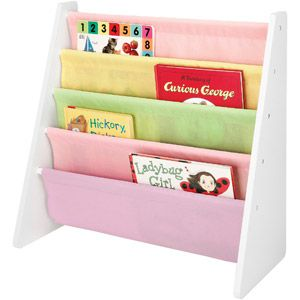Whitmor Kid's Book Organizer