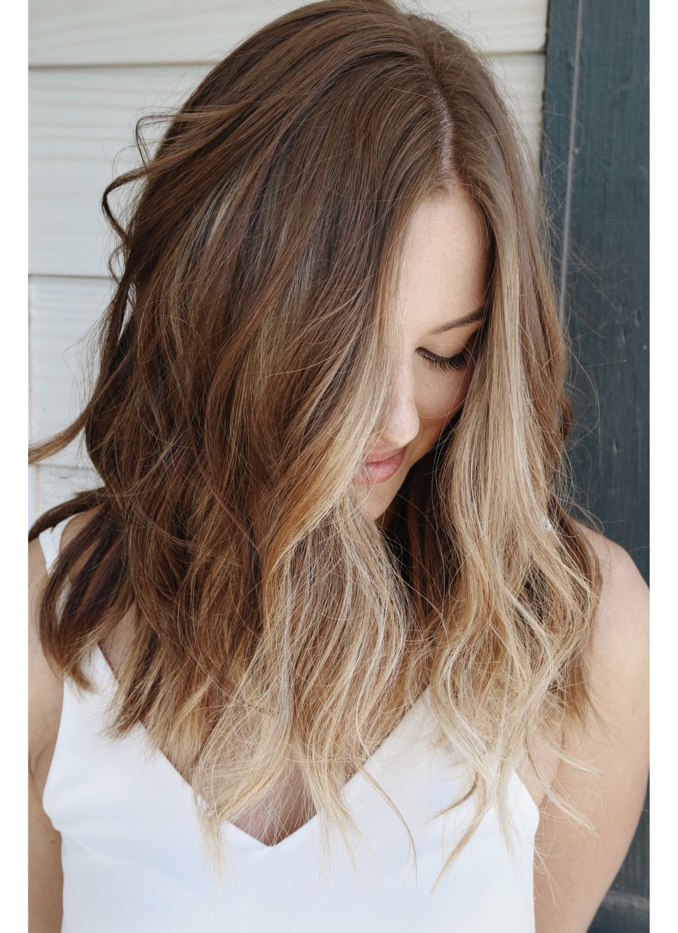 Bronde Face Framing Highlights Front Hair Styles Hair Inspo Color Hair