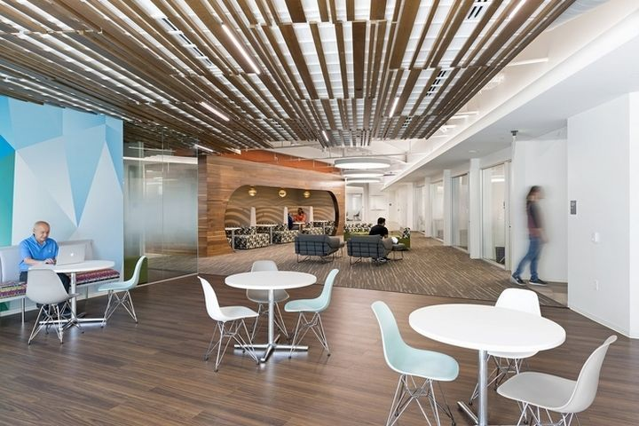 Oracle Office by RMW architecture interiors Santa Clara