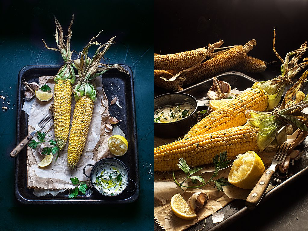 Food photography vol. 1 on Behance
