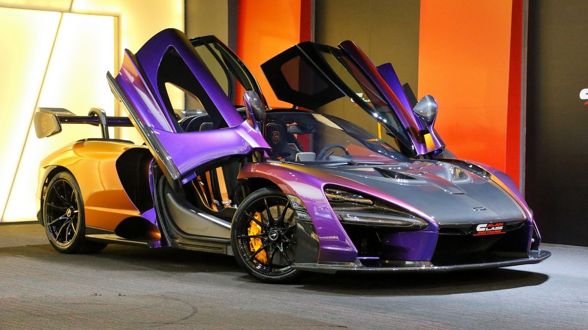 Mclaren Senna Mso 1 Of 500 Luxury Pulse Cars United Arab Emirates For Sale On Luxurypulse In 2020 Senna Mclaren Used Luxury Cars