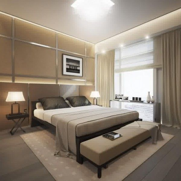 Light fixtures for bedroom ceiling design ideas 2017 for Bedroom designs with attached bathroom and dressing room