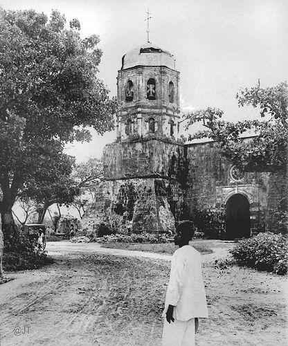 Church at Paranaque (St  Andrew's Church), (Metro Manila
