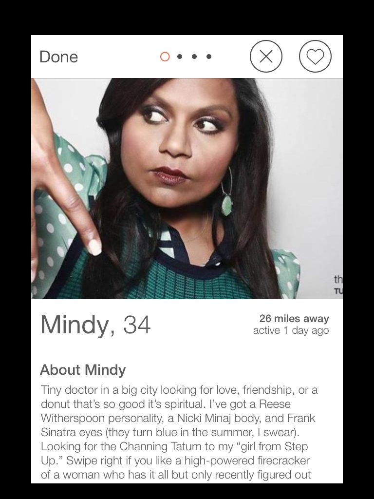 Mindy miller dating profiles in california
