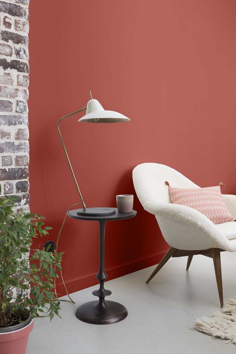 Couleur Mur Salon 2019 les couleurs tendance de l'hiver 2019-2020 | peinture