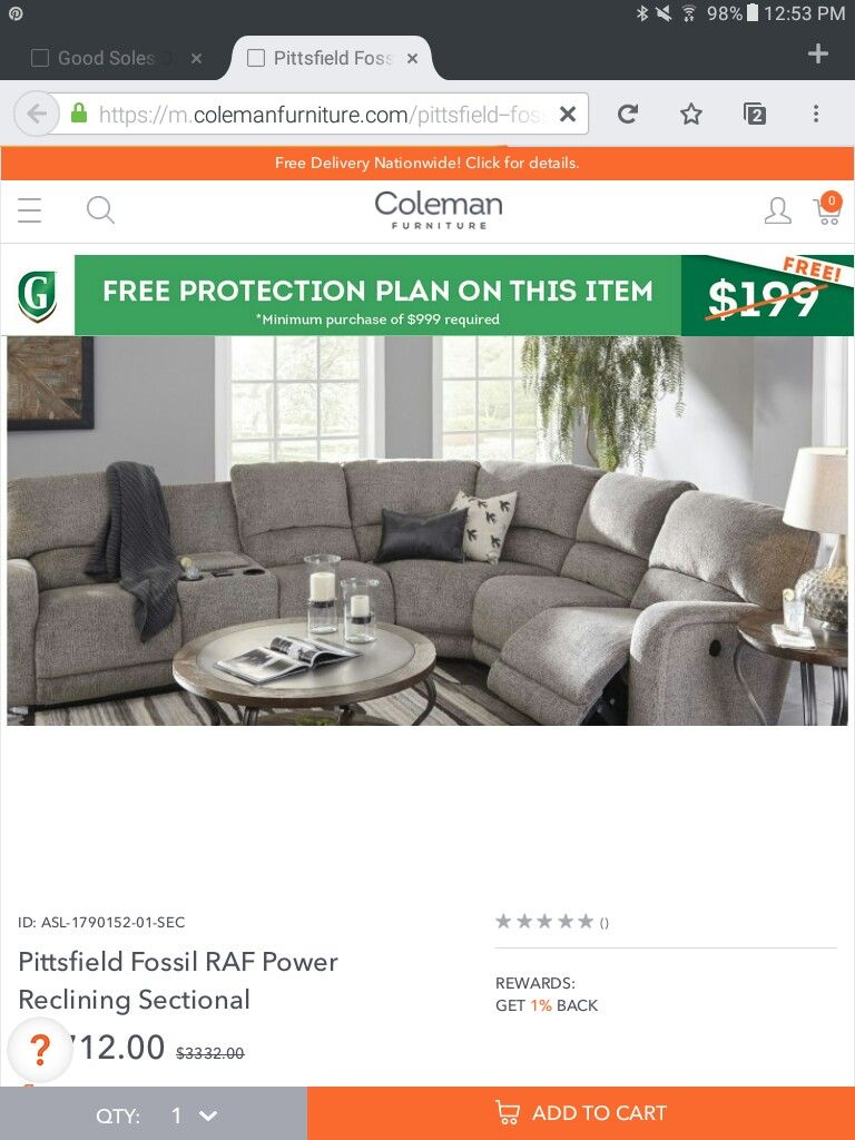 Superieur Https://m.colemanfurniture.com/pittsfield Fossil Raf