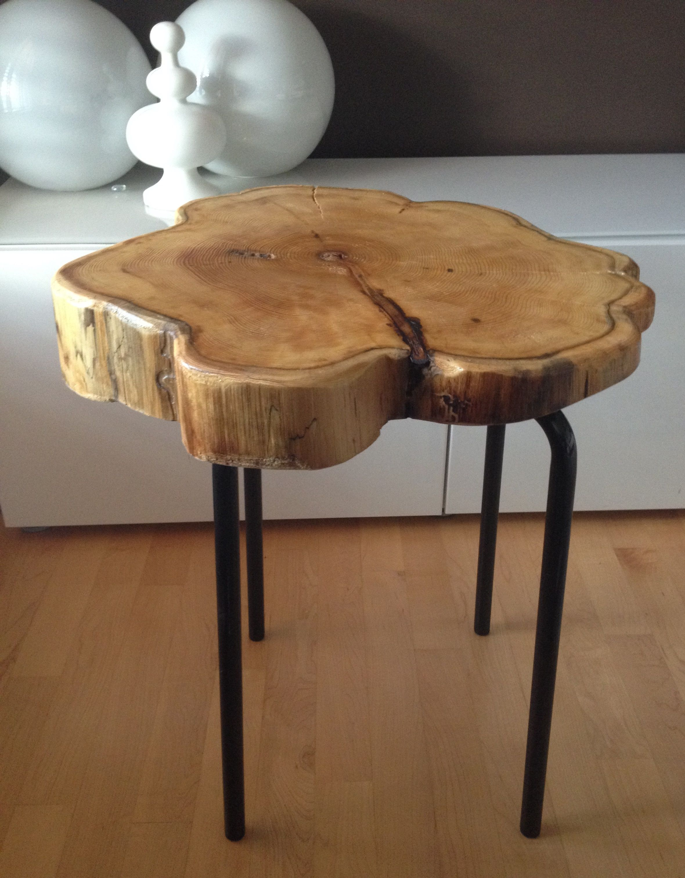 Live Edge Table With Hairpin Legs Coffee Metal Rustic Décor Resort Furniture Wood And Reclaimed