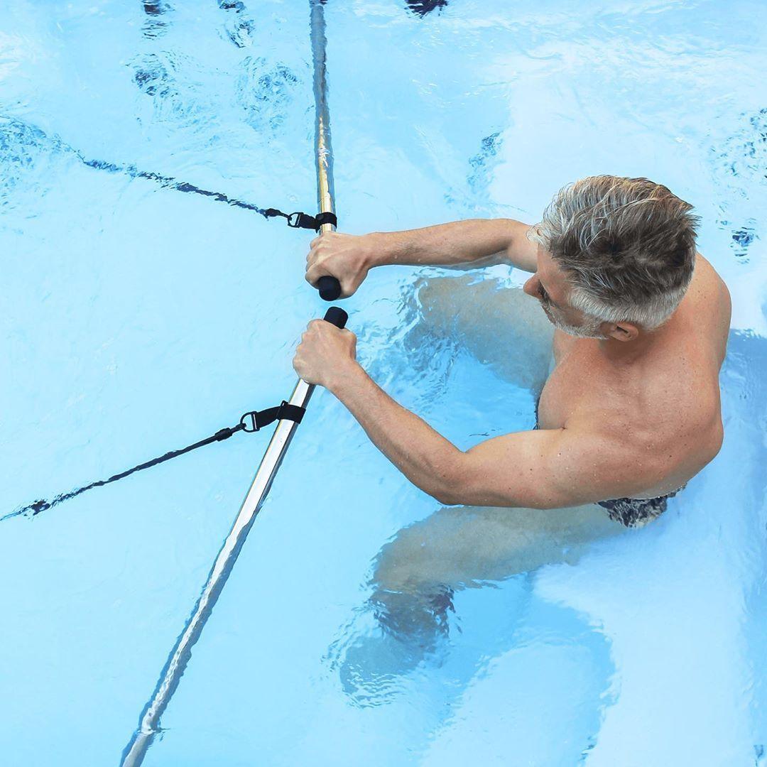 FITNESS ALLROUNDER 🏋️🏻♂️  Ein Swim Spa von uns ist alles in einem: ✔️ Wellness ✔️ Infinity Pool...