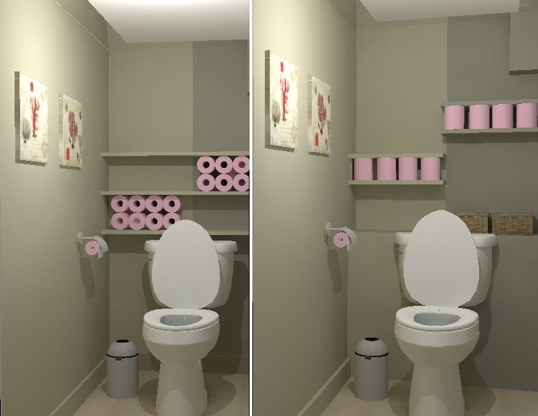 Awesome Idee Deco Wc Photo Images - Transformatorio.us ...