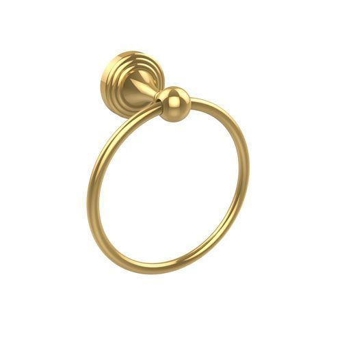 Sag Harbor Collection Towel Ring, Polished Brass - (In No Image Available)