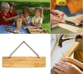 Simple Wood Projects For Kids