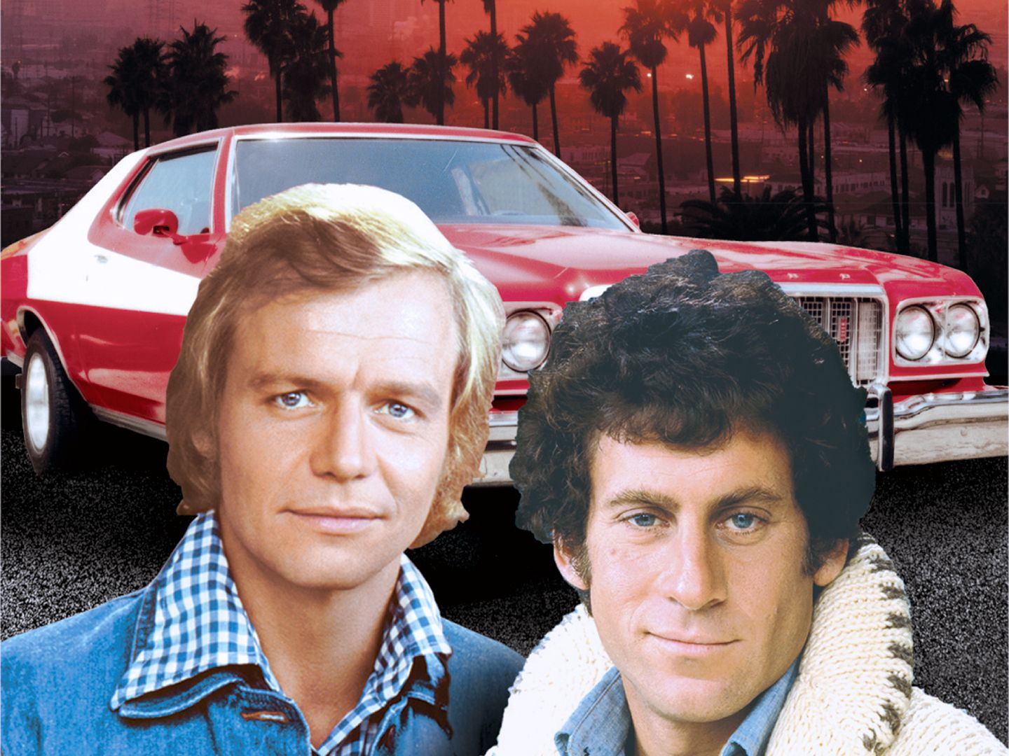 Starsky and Hutch (usually written as Starsky & Hutch) is a 1970s American cop thriller television seriesApril 30, 1975 and May 15, 1979 StarringDavid Soul  Paul Michael Glaser  Antonio Fargas  Bernie Hamilton  Richard Ward (pilot)