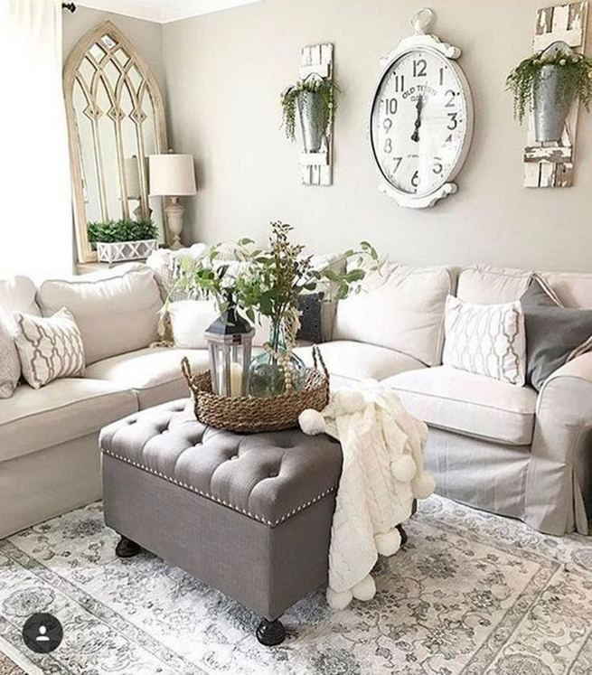 20 Small Dining Room Ideas On A Budget: 20 Unique Rustic Living Room Decor Design Ideas