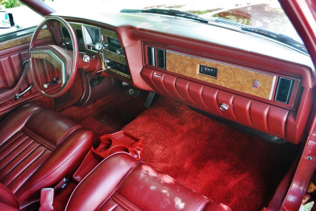 1975 Ford Granada Ghia Trimmed Model 302 V 8 Ford Granada