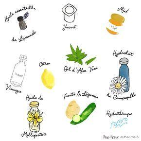 10 rem des naturels pour calmer les coups de soleil - Comment calmer les coups de soleil ...