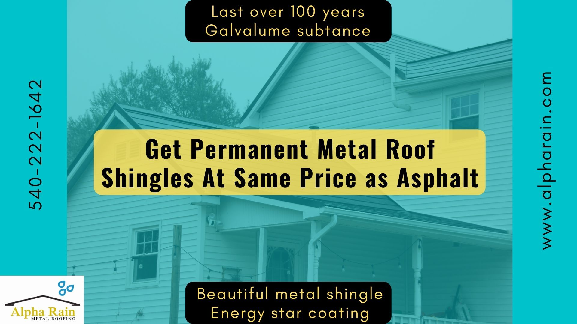 How Can Metal Shinglesbe Available At The Same Price As Asphalt In 2020 Metal Shingle Roof Shingling Roof Shingles