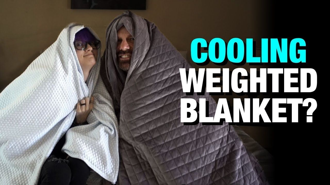 Blanquil Chill Review Cooling Weighted Blanket Weighted
