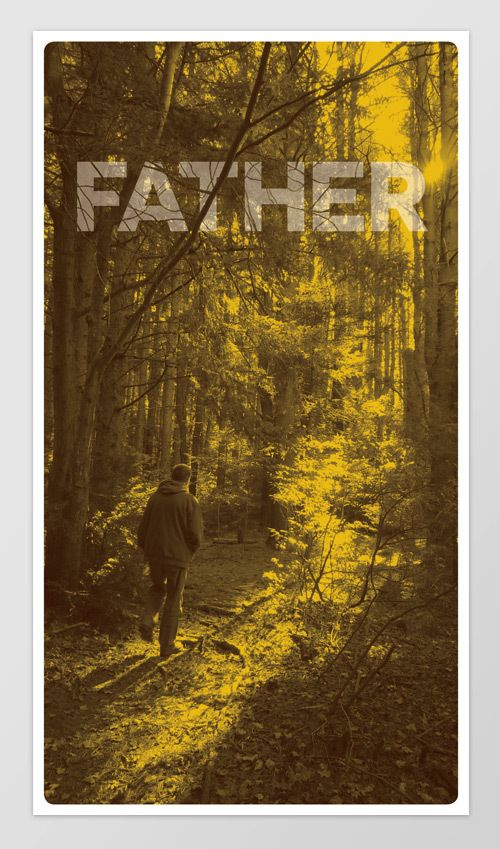 Typography / Father\'s Day 2013