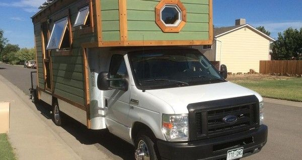 Ford Cargo House Truck Tiny RVs 002