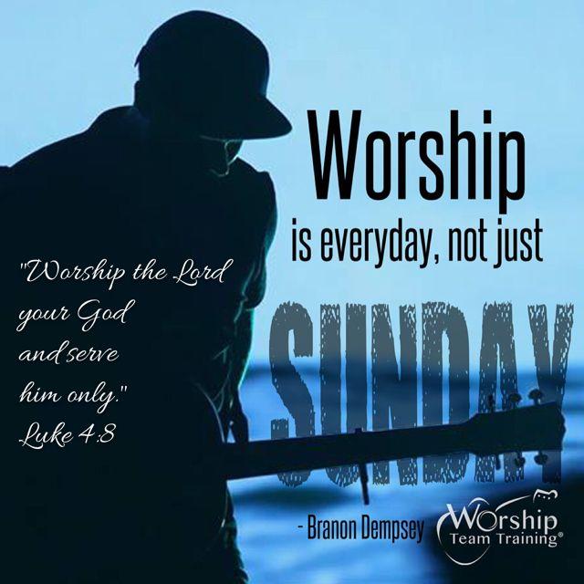 Pin by Worship Team Training on @Youversion #Worship Through
