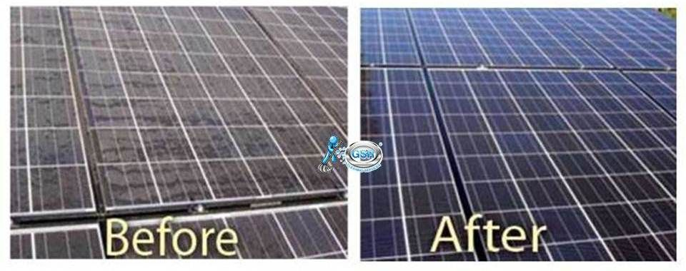To Get Cleaning Tips For Solar Panel Click At Www Gsrcleaning Com Au With Images Solar Panels Solar Roof Solar Panel