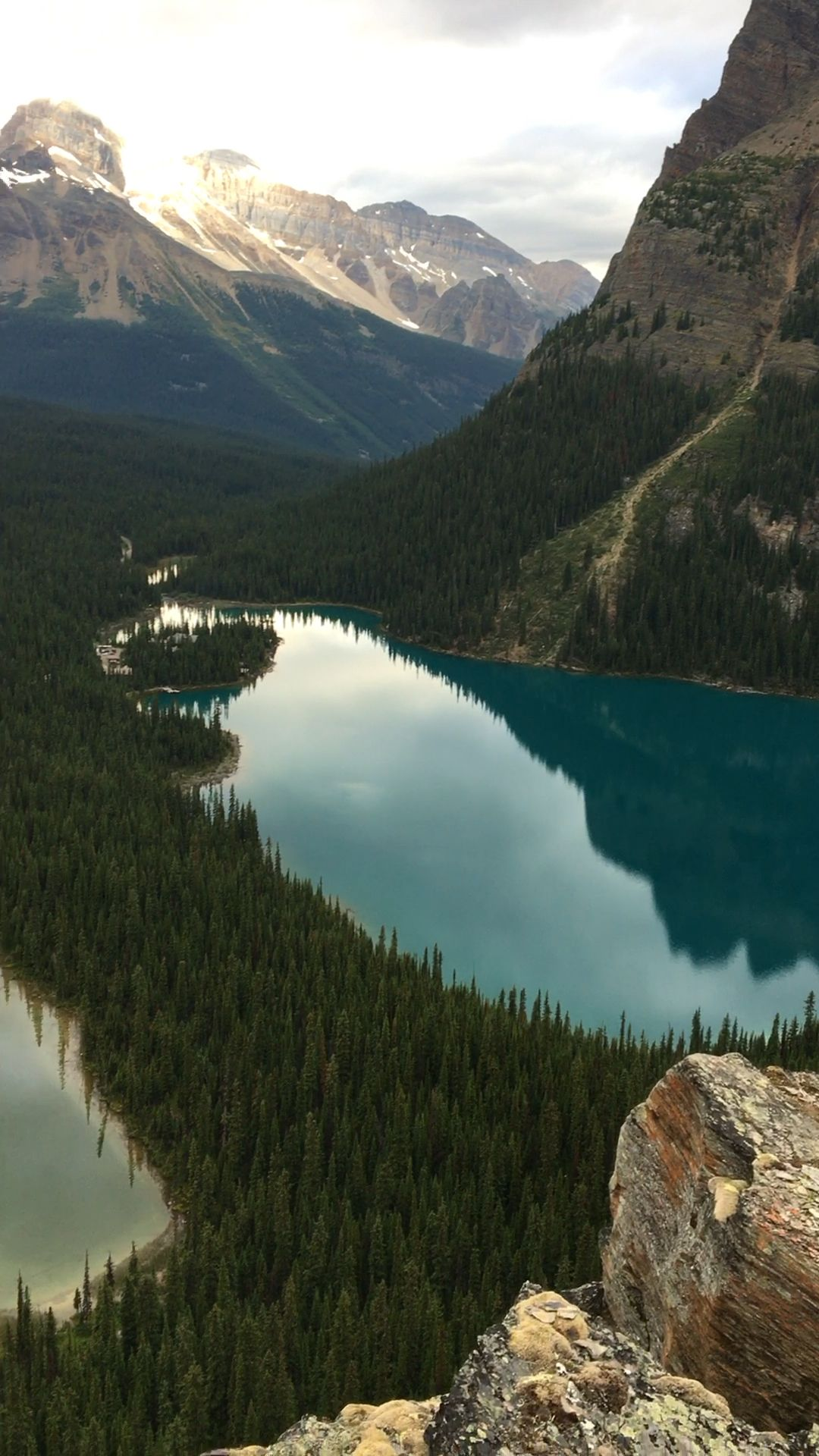 Our Lake O'Hara hiking guide covers all you need to know for an amazing day hike to these beautiful lakes! Click through to read more.