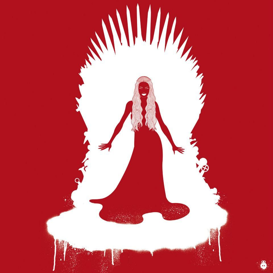 Mother of King by Lily's Factory #agot #got #asoiaf #cersei