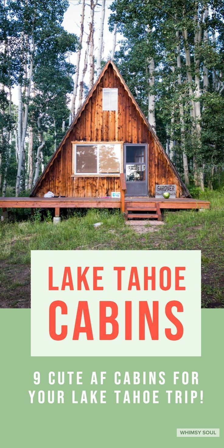 9 cozy south lake tahoe cabins to rent for your ski trip