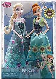 Disney Frozen Sparkle Princess Elsa Doll | Disney Frozen Anna And Elsa Dolls
