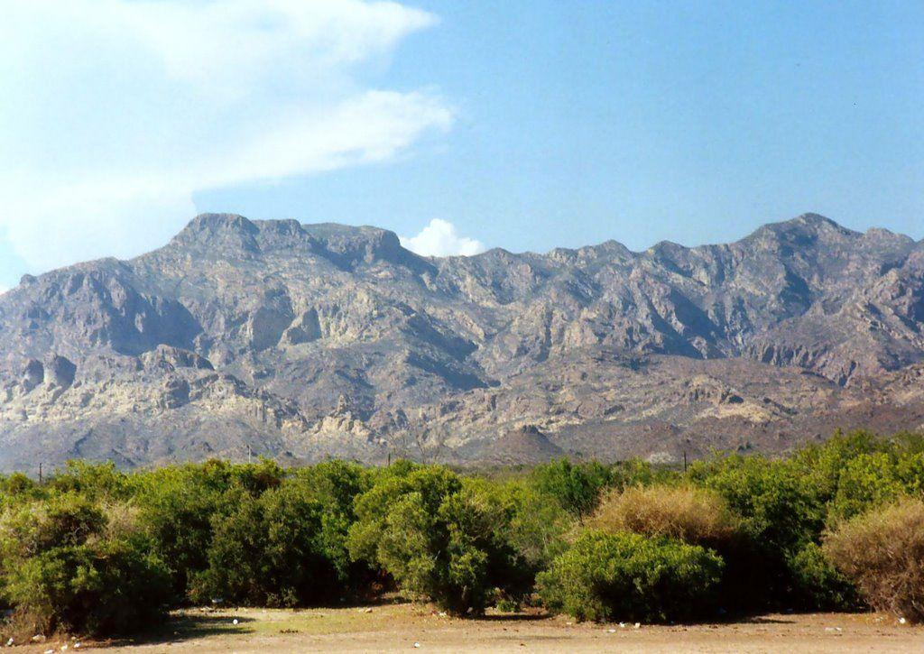 Sierra Madre Mountains, California