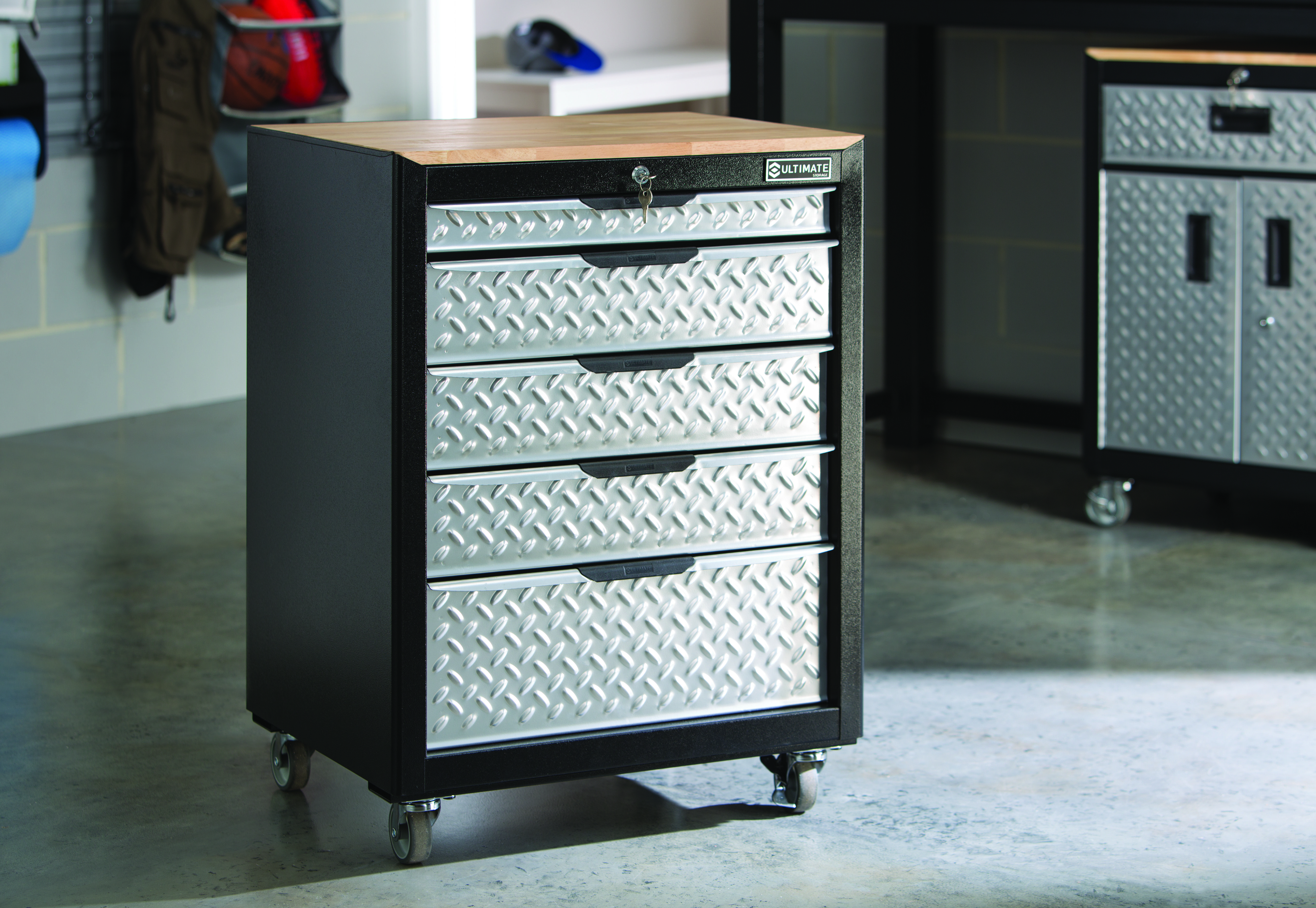 The Ultimate 5 Drawer Under Bench Chest From Ultimate
