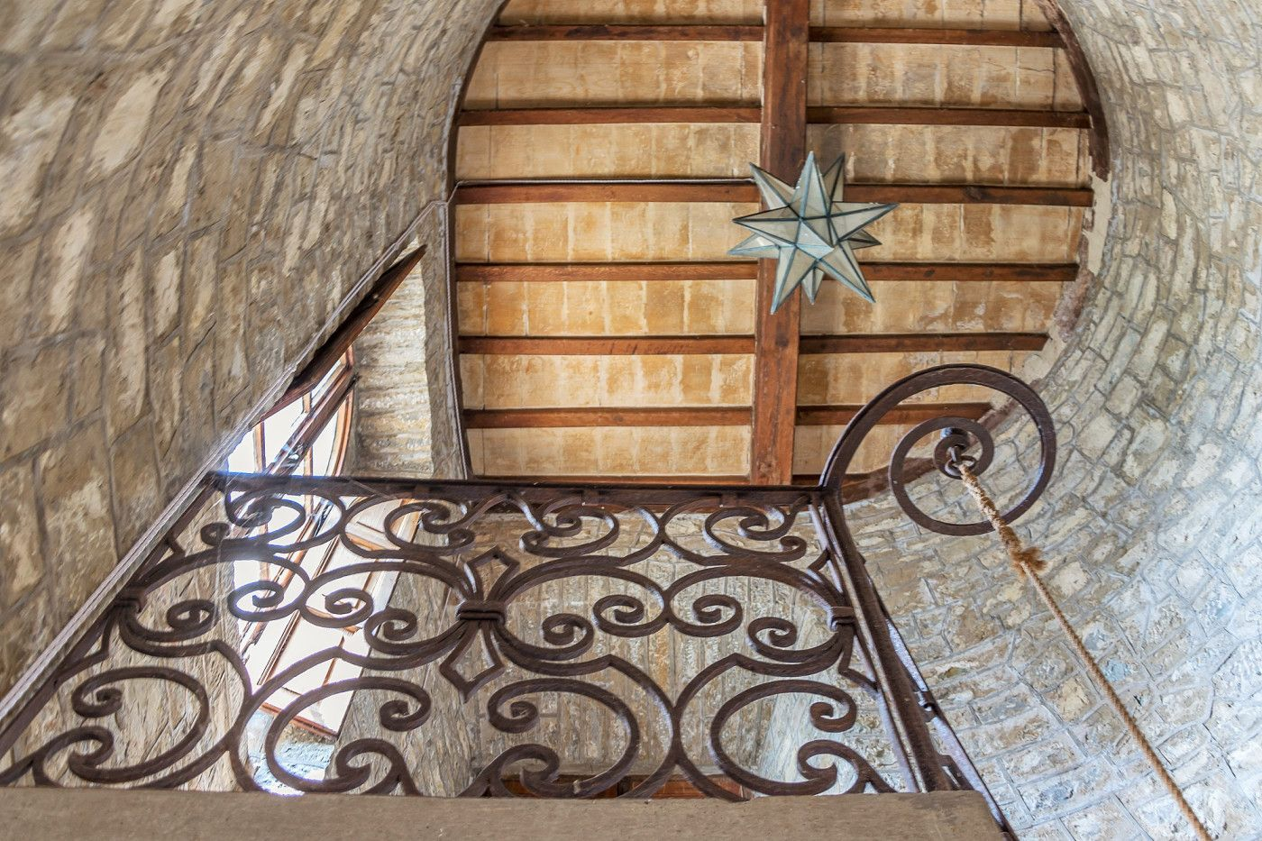 Exploring Castello di Montegiove | Wine cellars, Staircases and ...
