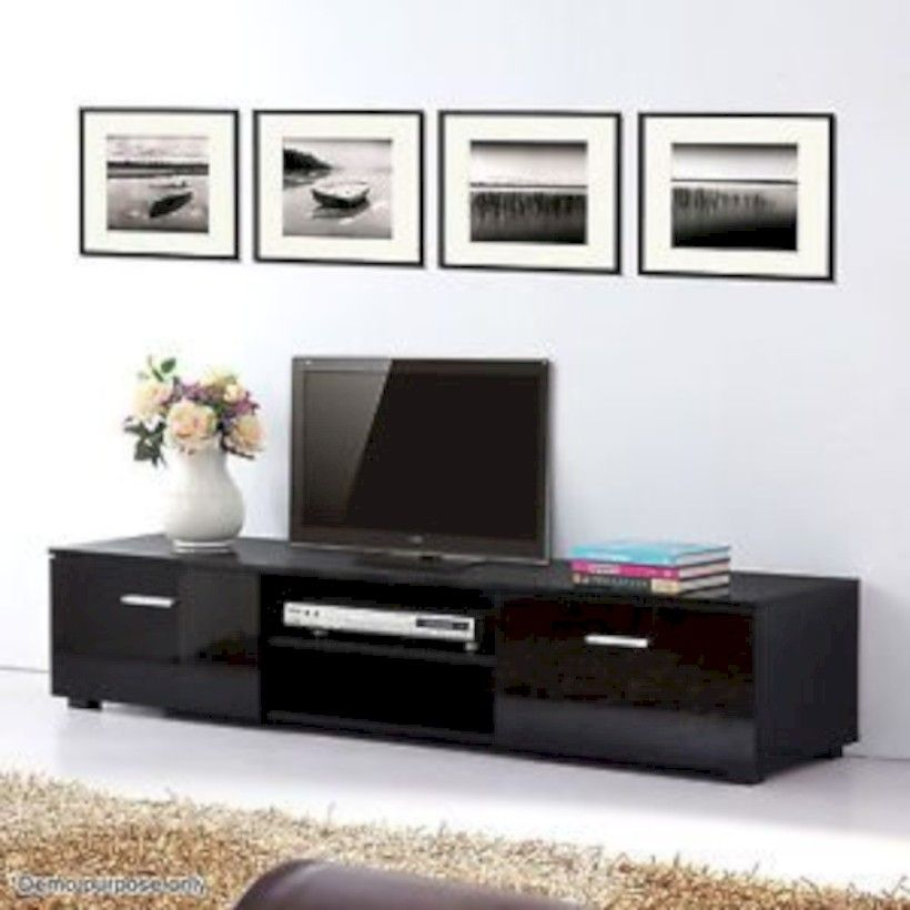 Breathtaking 30 Modern Lacquered Tv Cabinets For Your Home Decor Https Decoraiso Com Index Php 2018 07 05 30 Mode White Tv Stands Big Lots Furniture White Tv