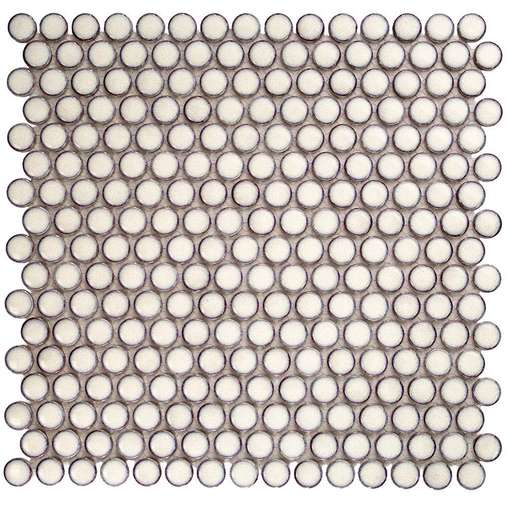 Ivy Hill Tile Bliss Edged Penny Round