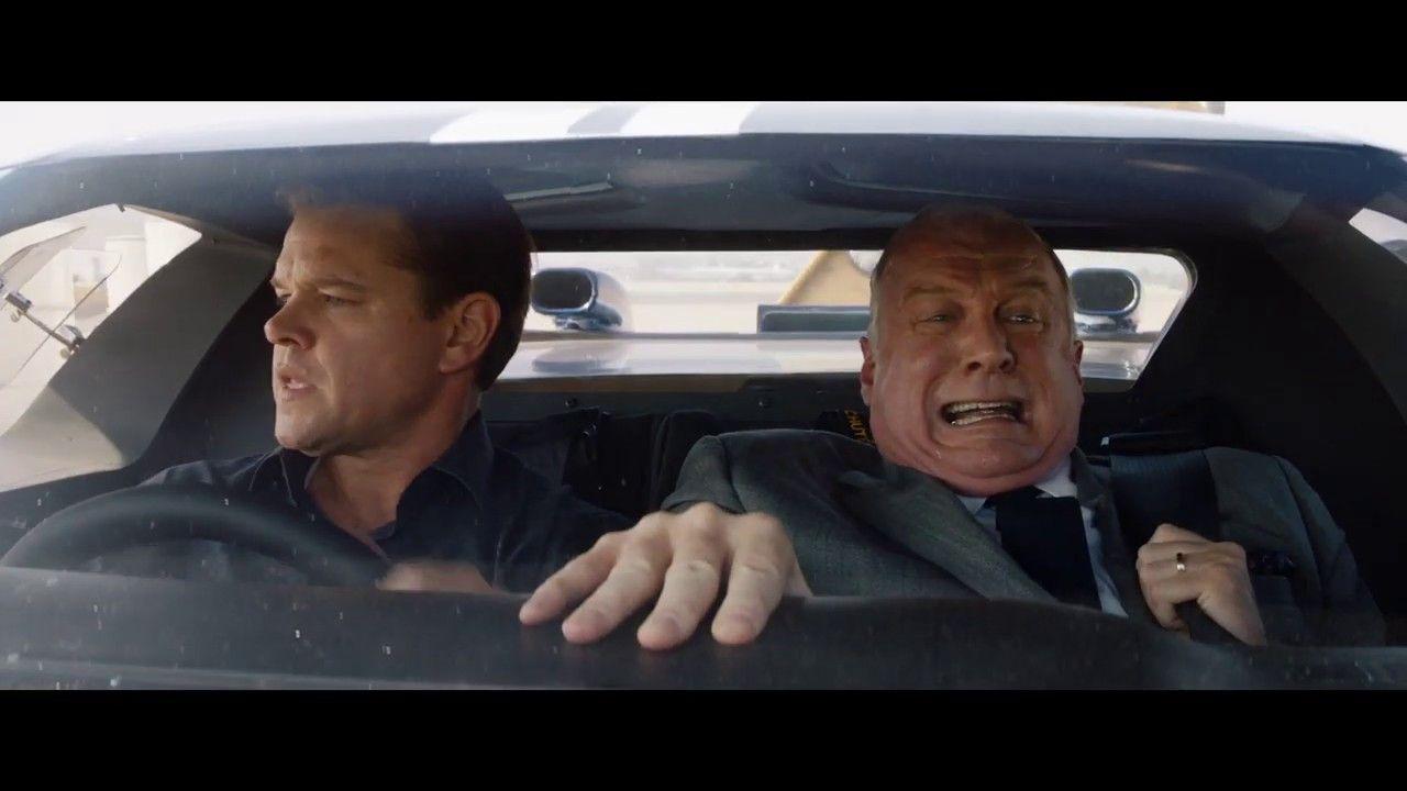 Ford V Ferrari New Movie Trailers 2019 Academy Award