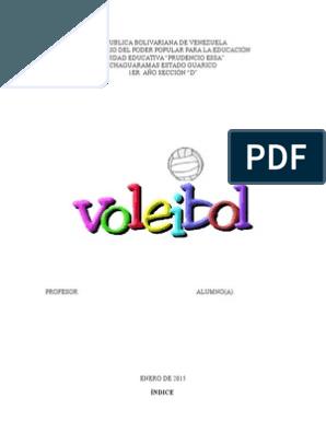 Trabajo De Voleibol Pie Chart Map Chart