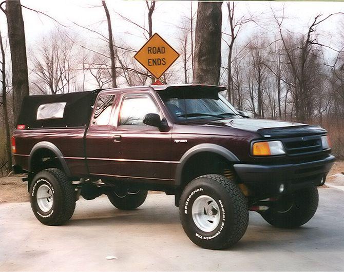 Superlift 5inches Suspension Lift Kit For 1989 1990 1991 1992 1993 Ford Ranger Ford Trucks Lift Kits