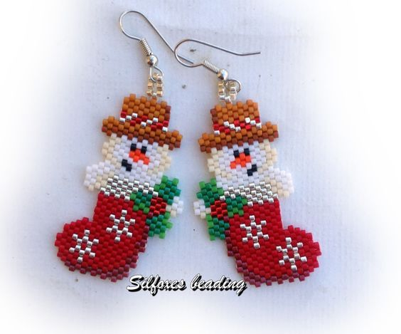 adornos navidenos artesanales pin de dulce maria en bisuteria
