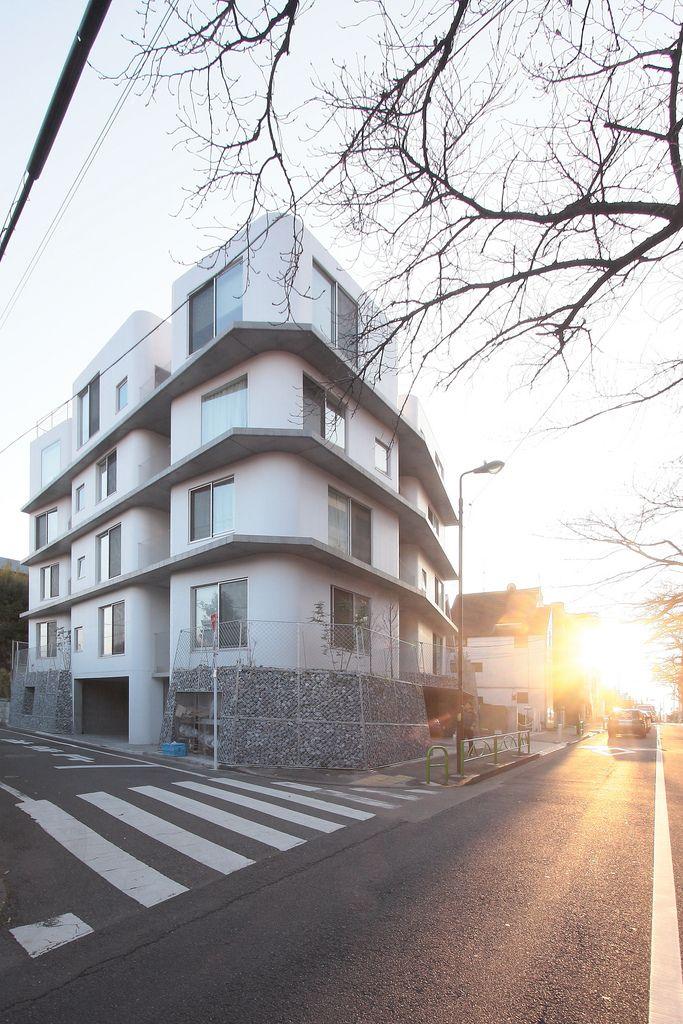 Via Wakiiii S Flickr Sakura Apartment Hitoshi Watsu
