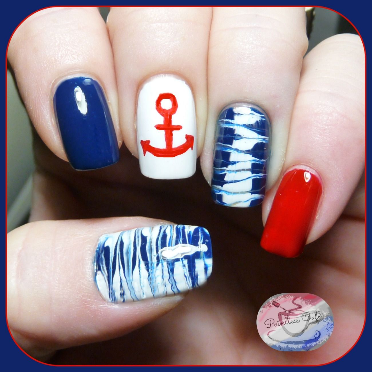 Great Claire Nail Polish Tall Where To Buy Dog Nail Polish Regular Cheap Wholesale Nail Polish Opi Mint Green Nail Polish Young How Do Nail Art SoftPictures Of Nail Art 1000  Images About Nail Art: Nautical On Pinterest