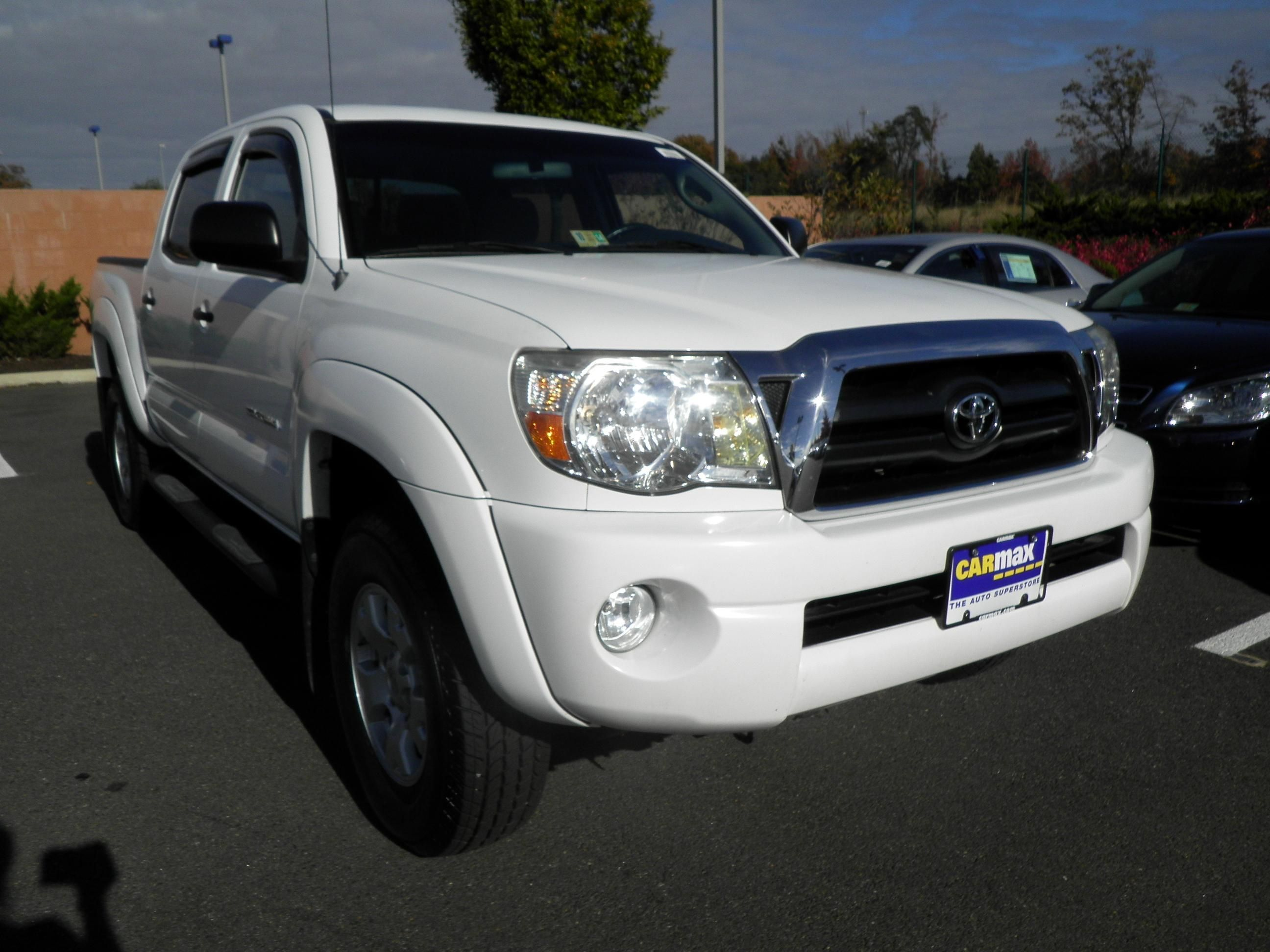 2007 toyota tacoma in woodbridge va 9842054 at carmax com 24 k