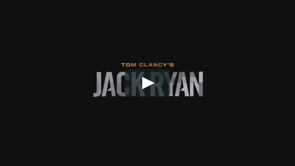 For Jack Ryan Season 2 The Focus Was Evident From The Start A Sequence That Would Become A Portrait Of The Main Character We Had Seasons Season 2 Tom Clancy