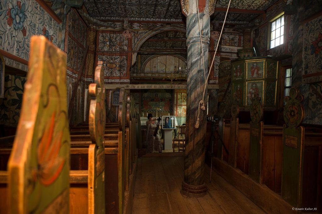 Сказочные деревянные церкви Норвегии   Норвегия и ...
