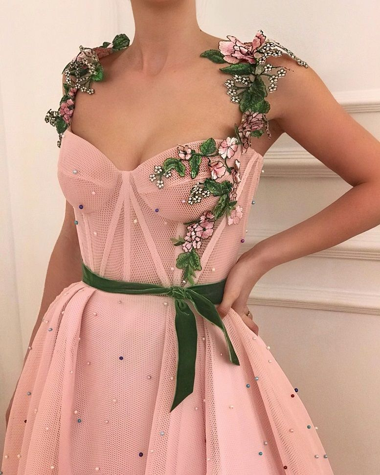 28 Prom Dresses That Will Make You The Prom Queen - pink ball gown dress , Prom dress #promdress #bluedress